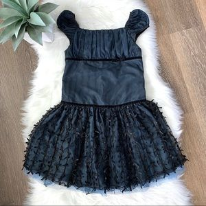 Isobella & Chloe Navy Blue Midnight Star Dress 10
